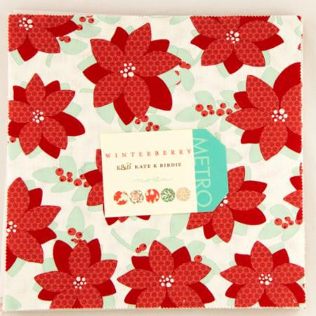 Winterberry by Kate and Birdie Paper Company - Layer Cake