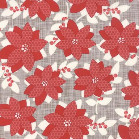 Winterberry by Kate and Birdie Paper Company - Winterberry Gray