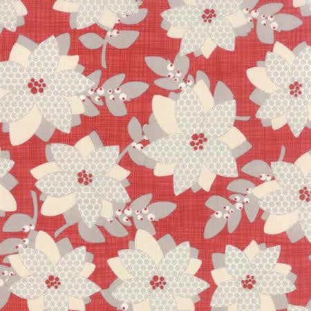 Winterberry by Kate and Birdie Paper Company - Winterberry Red