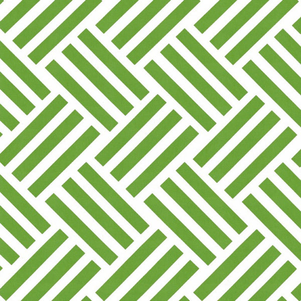 Bekko by Trenna Travis - Parquet (green) - Home Dec