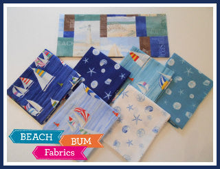 Coastal Breeze Fat Quarter Bundle