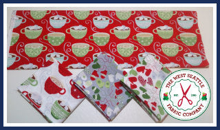 Cold Hands Warm Hearts Fat Quarter Bundle