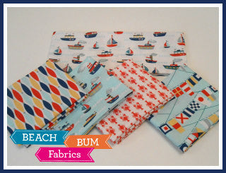 Fly Aweigh Fat Quarter Bundle