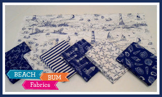 Seaside Fat Quarter Bundle