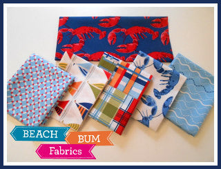 Shore Thing Fat Quarter Bundle