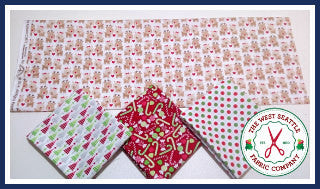 Sweet Reindeer Love Fat Quarter Bundle