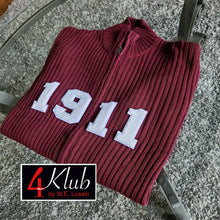 Load image into Gallery viewer, 1911 Cardigan (Full Zip)