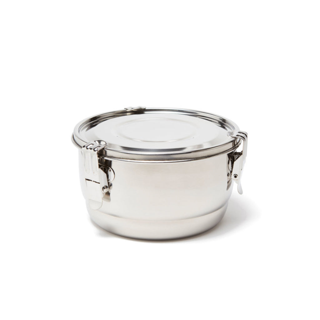 6 Cup Airtight Stainless Steel Food Container