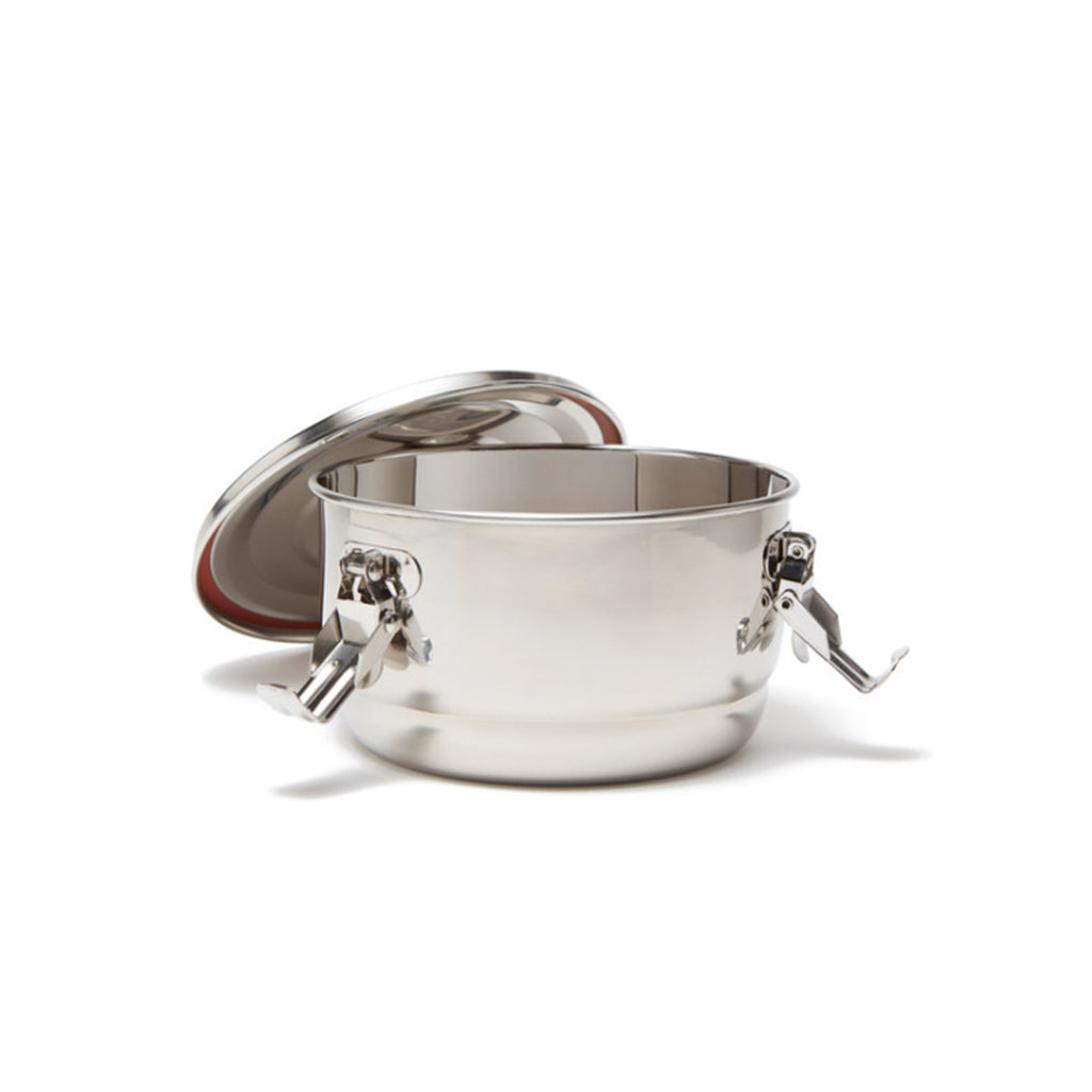 7 Cup Airtight Stainless Steel Food Container