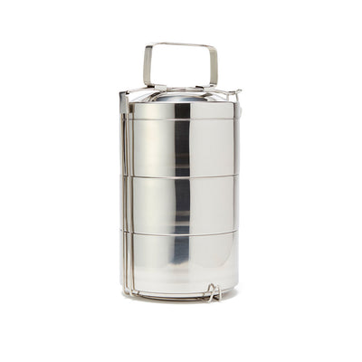 Three-Layer Tiffin Food Storage Container
