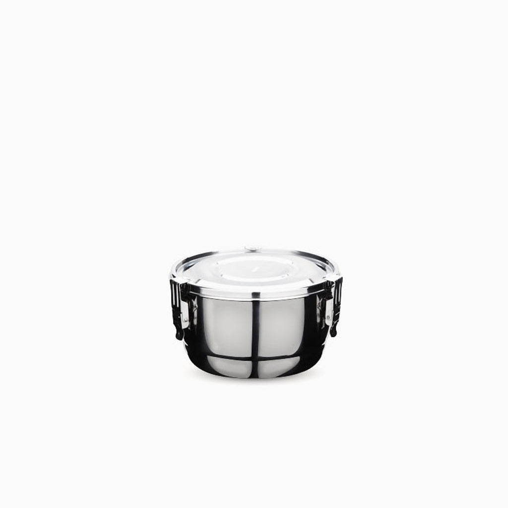 Airtight Stainless Steel Food Container (0.6 Cups)