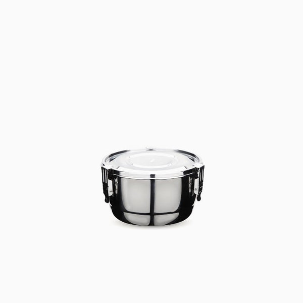 Airtight Stainless Steel Food Container (0.6 Cups