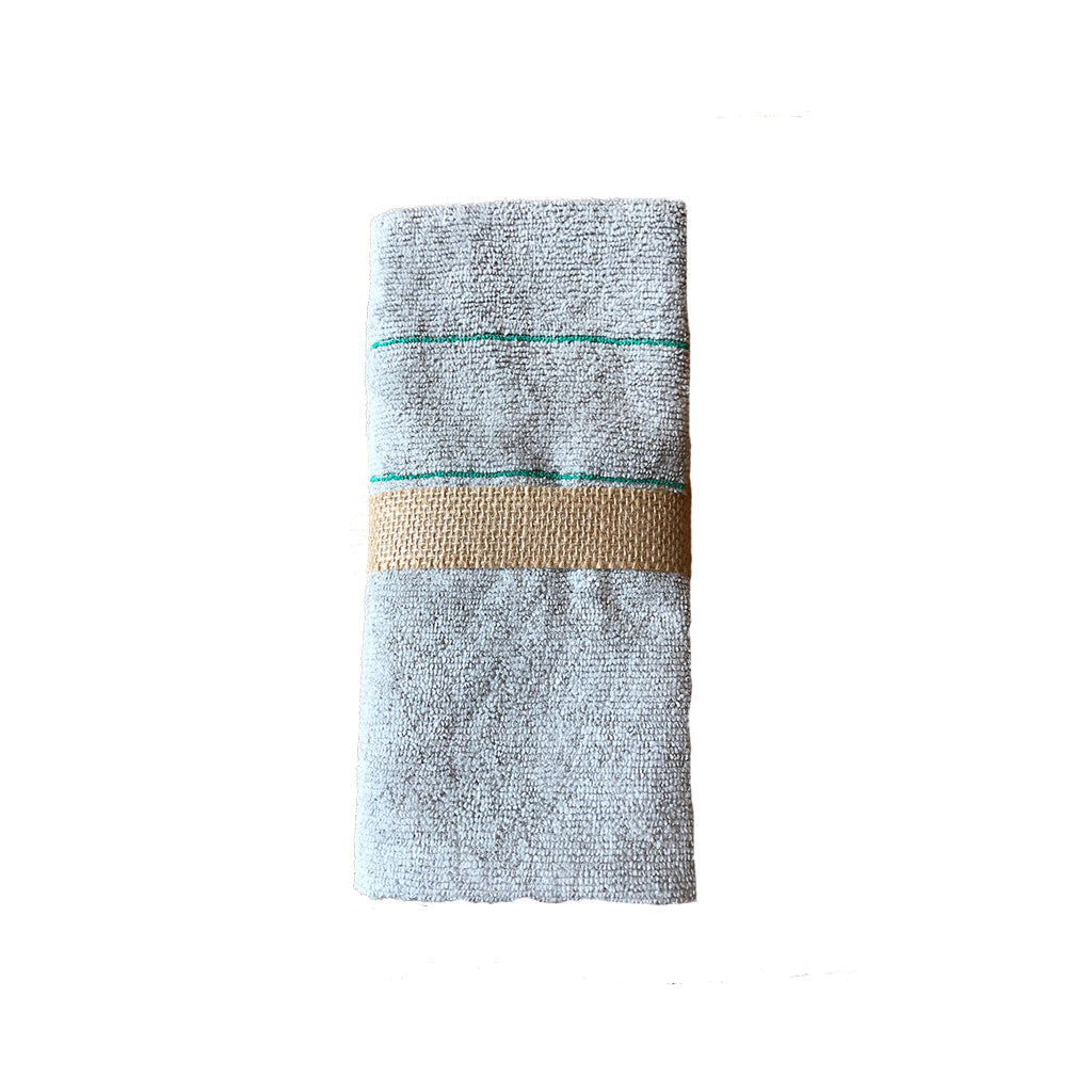 antimicrobial silver microfiber towels