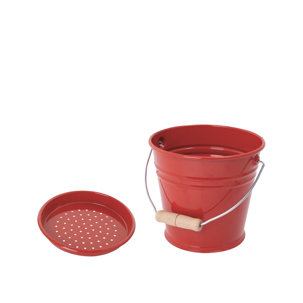 Children's Sand Bucket + Sieve