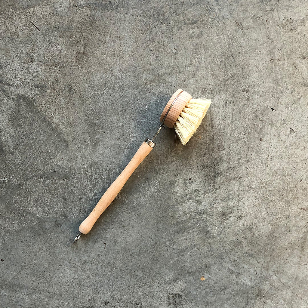 Dish Washing Brush + Replaceable Heads