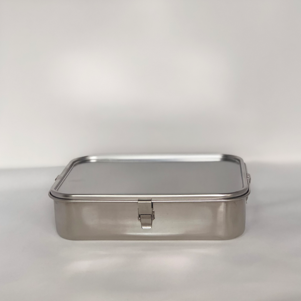 Airtight Stainless Steel Casserole Container
