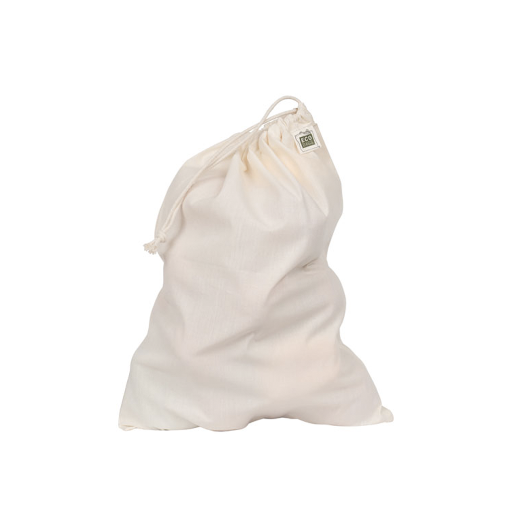 Cotton Bulk or Produce Drawstring Bags