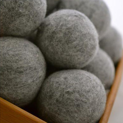Natural Wool Dryer Balls