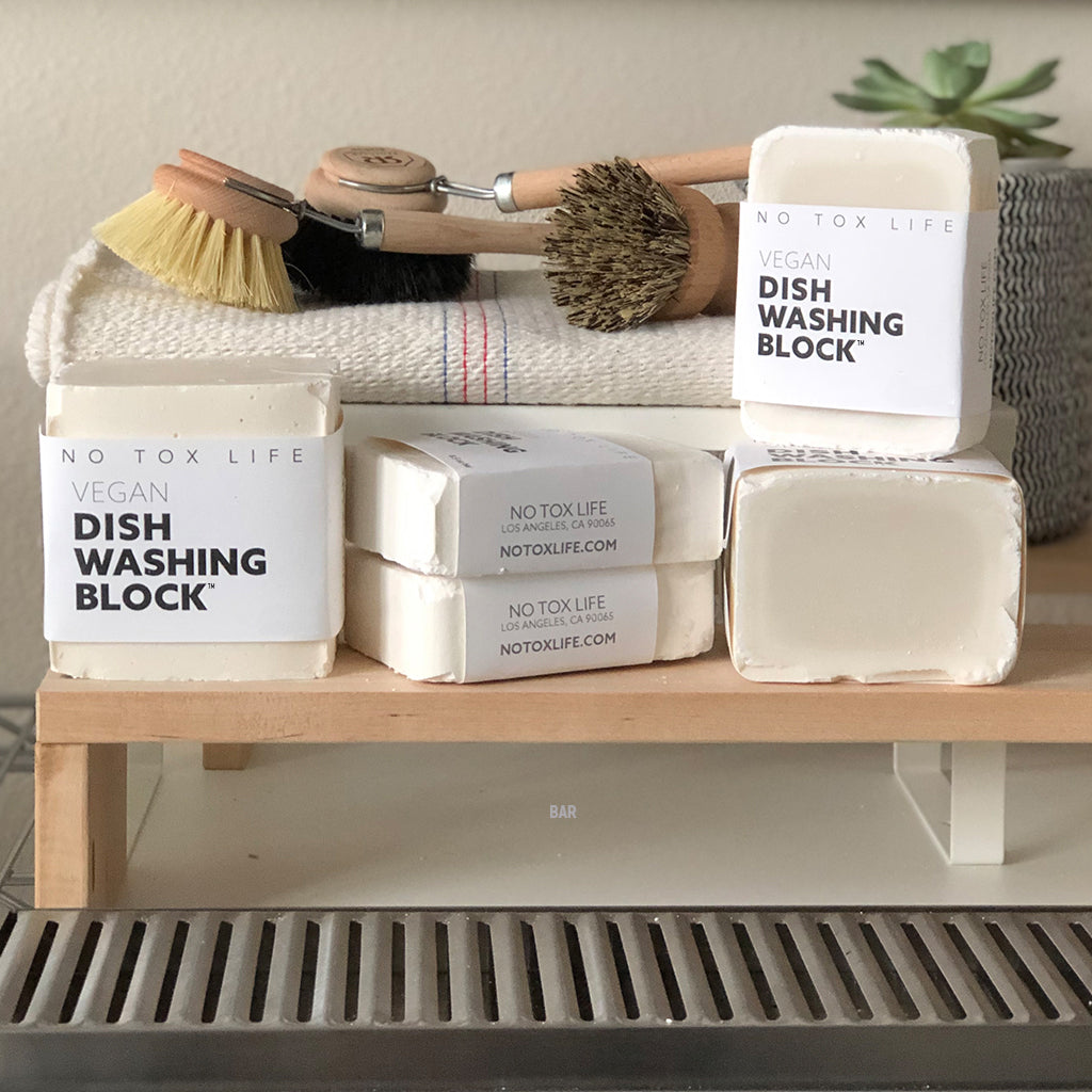 Dish Washing Blocks