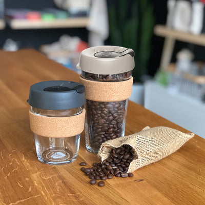 KeepCup Reusable Brew Cork Edition