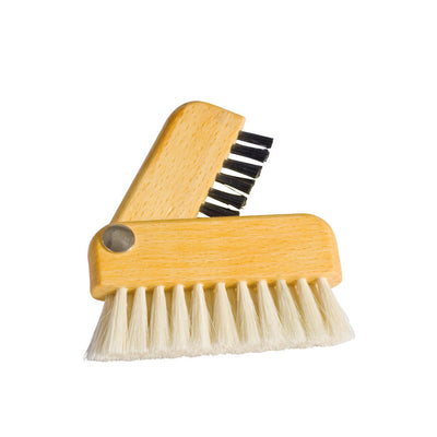 Dual Bristle Laptop Brush