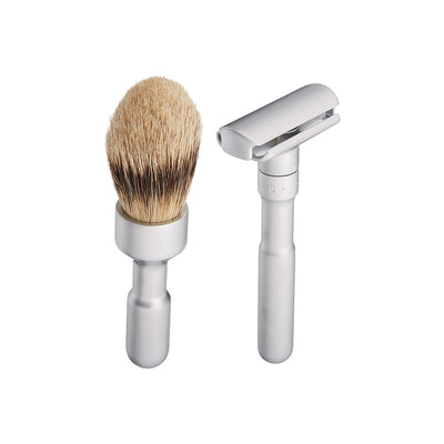 Merkur Double Edge Adjustable Safety Razor Shaving Set