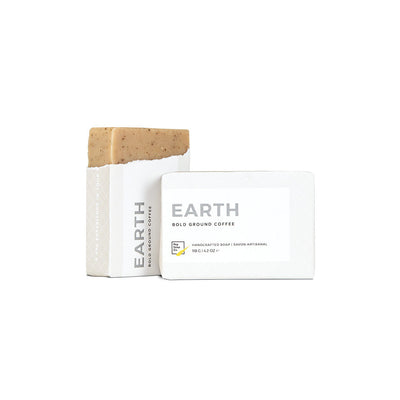 Ground Coffee Luxury Soap
