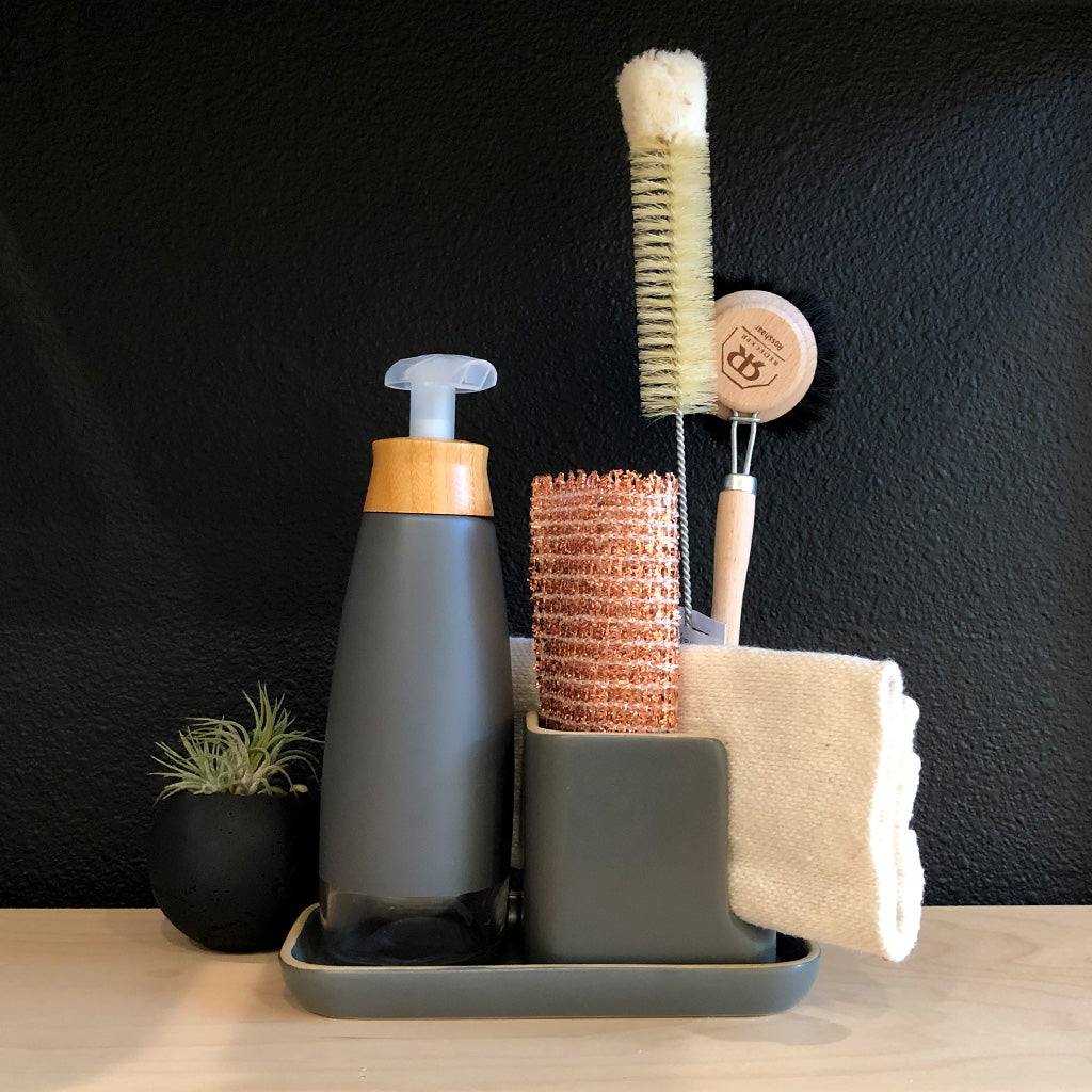 Ceramic Sink Caddy