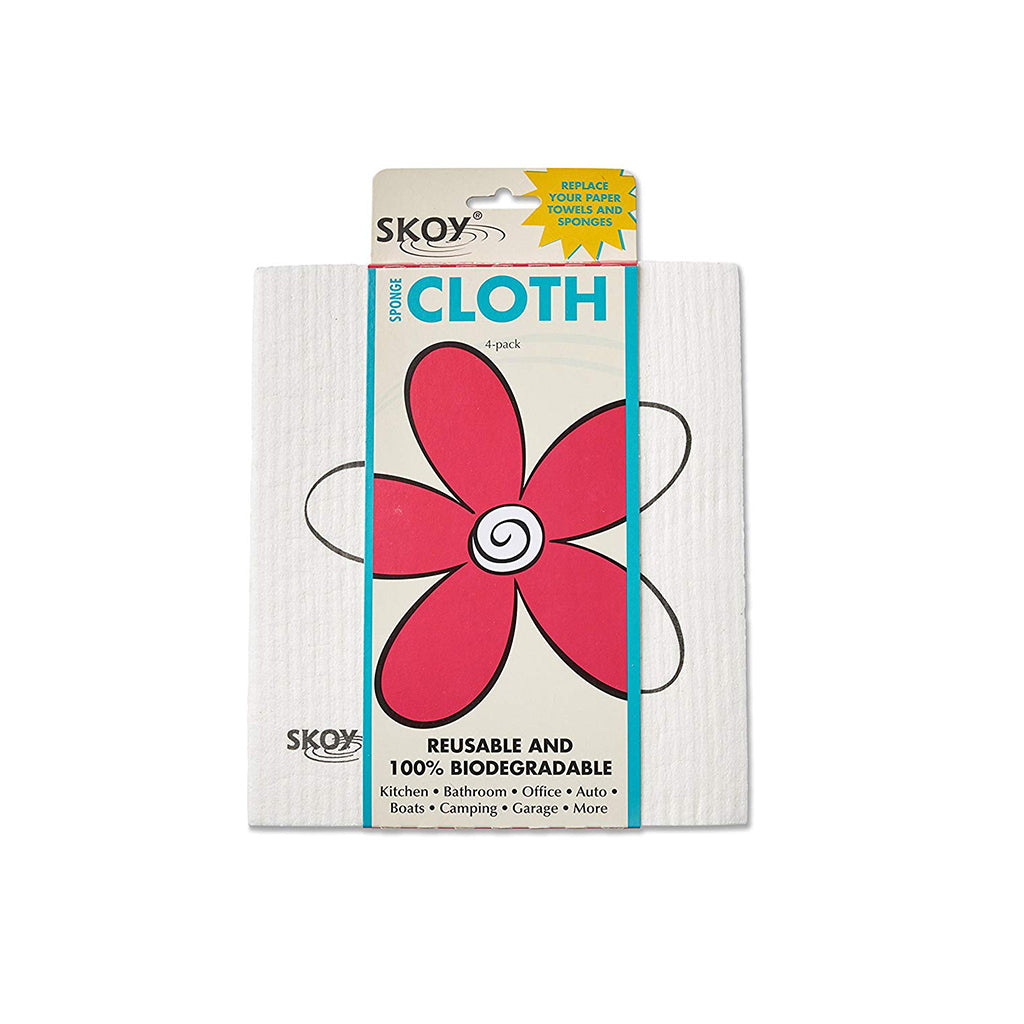 Biodegradable Reusable Cloth