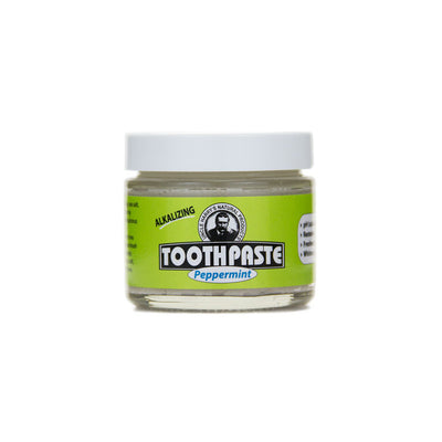 Peppermint Natural Tooth Paste