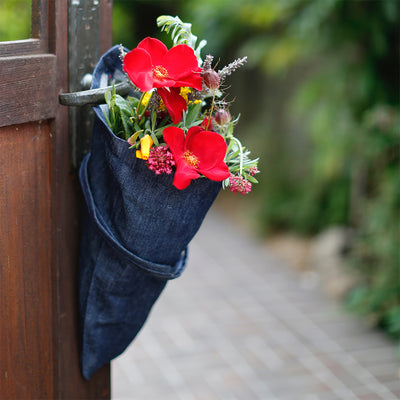 Bouquet and Garden Tote