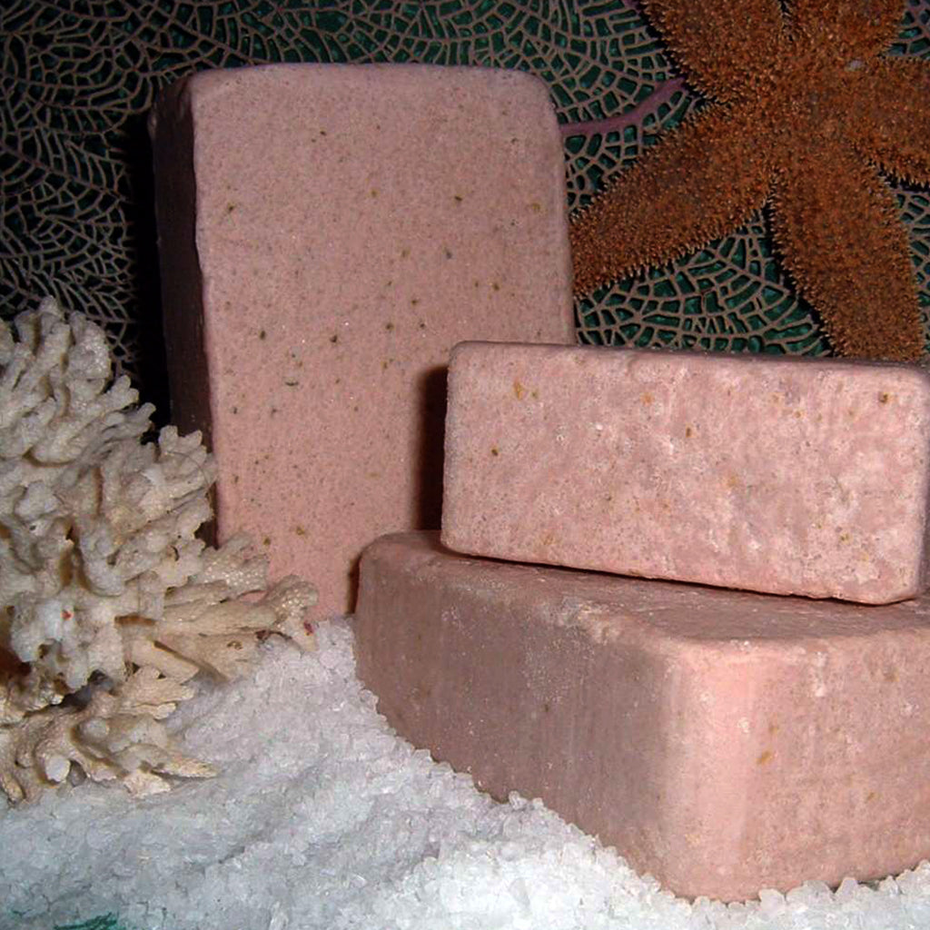 Vegan Sea Salt & Seaweed Spa Soap