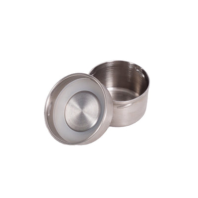 Stainless Steel Salad Dressing Container - Leak-proof