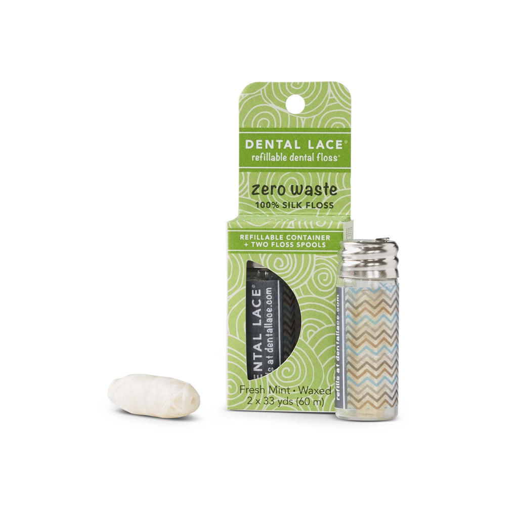 Chevron Compostable Dental Floss