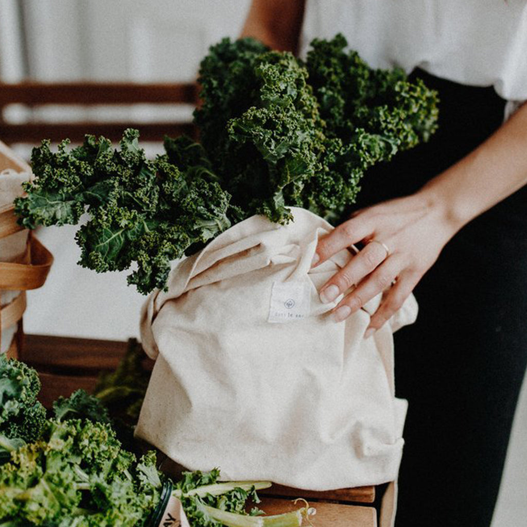 Zero Waste Produce + Bread Bag Starter Kit