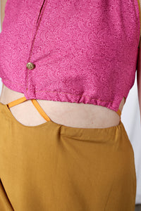 La Robe - Gold Pink - Price includes free courier