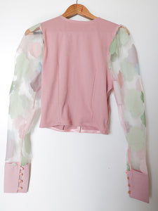 Nuage Rose Blouse - Price Includes Free Courier