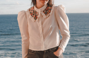 La Fleur Blouse - Price Includes Free Courier