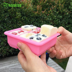 Baby Food and Breast Milk Freezer Tray