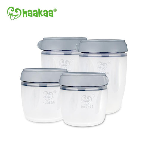 Generation 3 Silicone Storage Container Set (160/250ml)