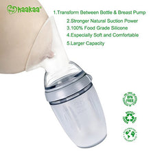 Load image into Gallery viewer, Gen. 3 Breast Pump and Baby Bottle Top Set (250ml)