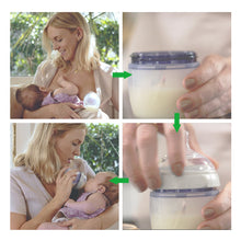 Load image into Gallery viewer, Haakaa Generation 3 Manual Breast Pump & Bottle (160ML)