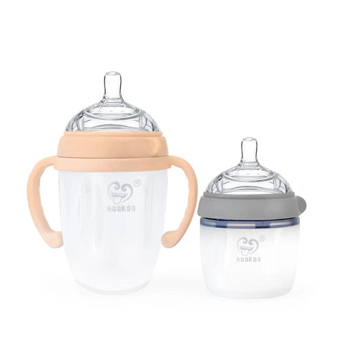 Generation 3 Silicone Baby Bottle