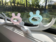 Load image into Gallery viewer, Rabbit Silicone Teether