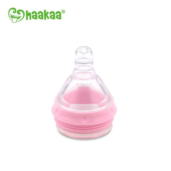 Silicone Dispensing Spoon Nipple Attachment