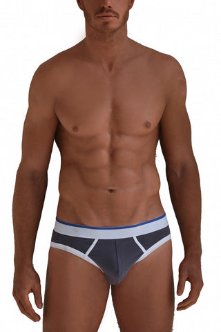Gray & White brief