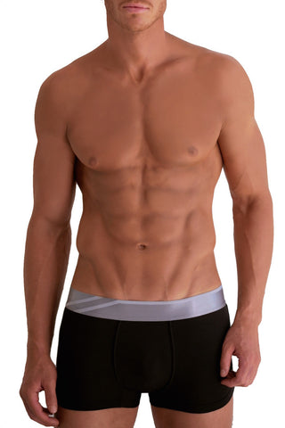 Modal Black Boxer Briefs