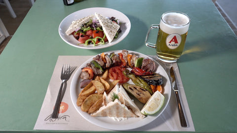 Daily Lunch Package for Platanias Taxi Travelers