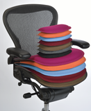 Designer Felt Saddle Seat