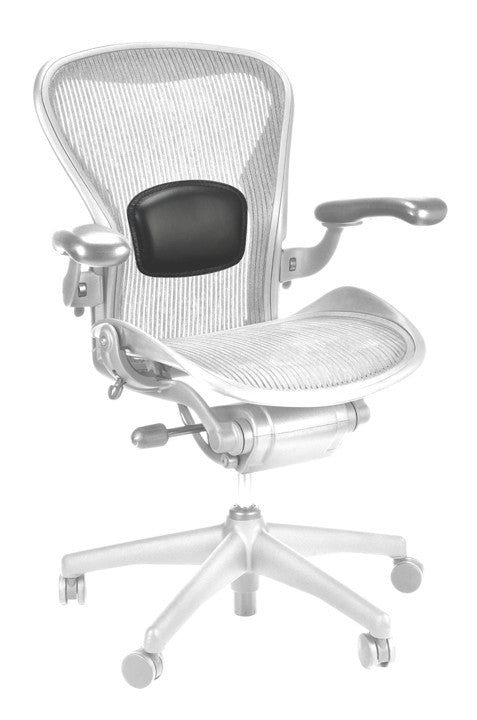 True Saddle Lumbar For Aeron Other Great Mesh Office